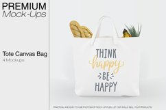 Tote Canvas Bag Mockups Product Image 1