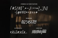 The Miller's - Casual Brush Font Product Image 2