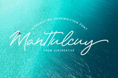 Manttulcuy Signature Product Image 1