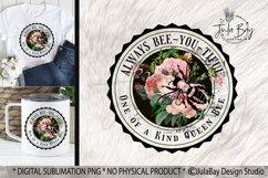 Honeycomb Peekaboo Tumbler Design Queen Bee PNG Waterslide Product Image 1