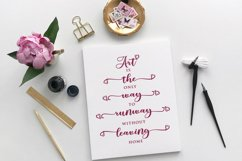 Beautiful New Sellita Script font Product Image 5
