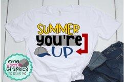 summer you're up svg,summer svg,last day of school svg,kids Product Image 1
