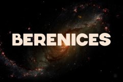 Berenices Font Product Image 1