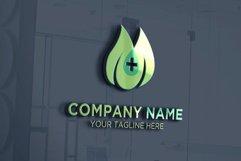 Green Health Logo Product Image 1