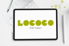 Lococo Font Family Product Image 1