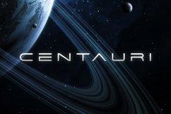 Centauri Typeface Product Image 1