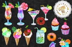 Summer party Clip Art Product Image 2