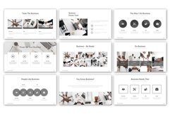 Ultimate Pitch Deck Presentation Template Product Image 4