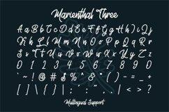 Marienthal Font Bundle Extras! Product Image 6