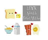 PERFECT Partners Multipack 3 Machine Embroidery Design Product Image 1