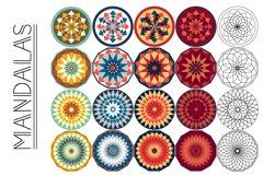 Simple Mandalas Product Image 1