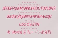 Butterflies - A Handwritten Font Product Image 4