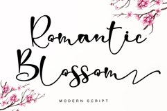 Romantic Blossom Product Image 1