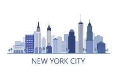 New York Skyline Product Image 1