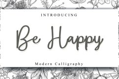 Be Happy Product Image 1