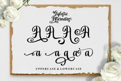 Andy & Anna - Beauty Lovely Font Product Image 6