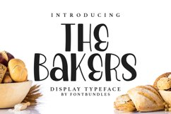 The Bakers Product Image 1