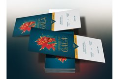 Mothers Day Banquet Ticket Template Product Image 3