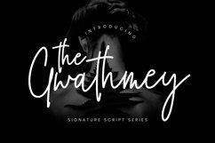 The Gwathmey Signature Script Product Image 1