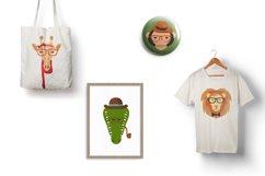 Vector Fashion Animal Icons Big Bundle 52  Product Image 4