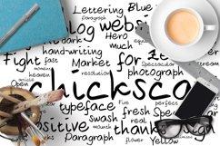 Chickscar Typeface Product Image 5