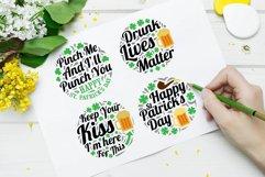 Saint Patrick's Day Quotes SVG Bundle Product Image 6
