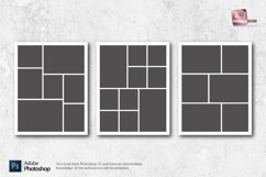 11x14 Photo Collage Templates Product Image 2