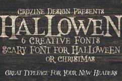 Hallowen Typeface Product Image 5