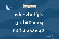 Little Orion | Cute Space Themed Font with Illustration Product Image 3