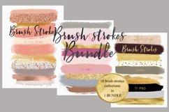 Brush strokes BUNDLE Product Image 4