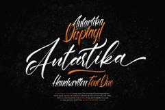 Antartika font Duo Product Image 1