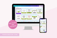 20 Instagram Post Canva Templates For Entrepreneurs Product Image 3