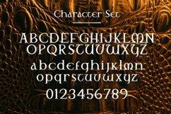 Web Font Gold Rock Product Image 4