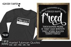 Harriet Tubman Quotes Bundle Product Image 3