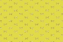 Peach Lime Glitter Geometric Patterns Product Image 3