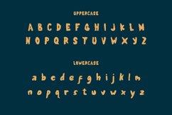 Diland - Exploration Font Product Image 5