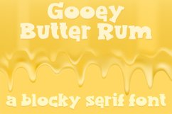 PN Gooey Butter Rum Product Image 1