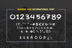 Michael Brush Display Font Product Image 5