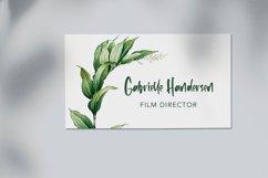 Microfilm - Beauty Handwritten Font Product Image 6