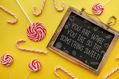 Web Font Red Candy Product Image 2