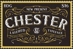 Chester Typeface Product Image 1