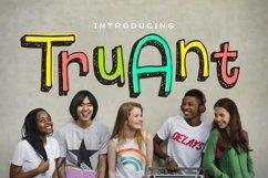 Truant Font Product Image 1