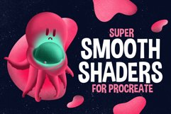 SHADER BRUSHES FOR PROCREATE SHADER BRUSHES FOR PROCREATE Product Image 1