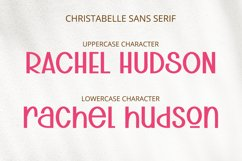 Christabelle Font Duo Product Image 3