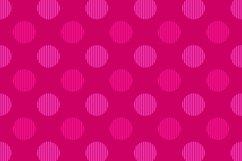 16 Seamless ThreeTone Circle Patterns Product Image 3