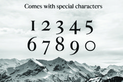 ALISTAIR FONT, A modern Serif Product Image 6