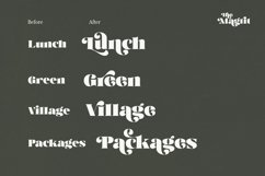 Magrit - Pretty bold display serif Product Image 2