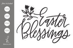 Easter Blessings Cut Files Product Image 1