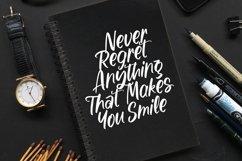 Web Font Necktides - Lettering Font Product Image 5