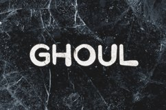 Ghoul Typeface Product Image 1